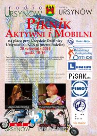 """Piknik """"Aktywni i Mobilni"""""""